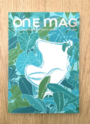 One Magazine cover