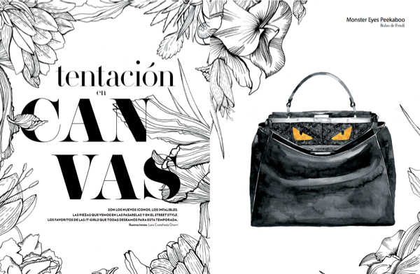 Advertorial: Marie Claire Magazine