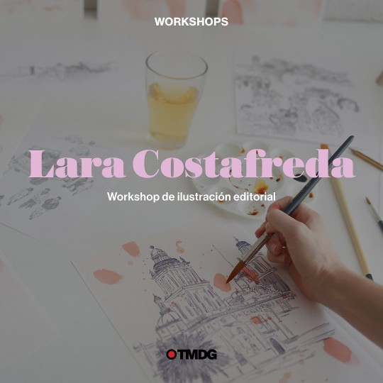 Lara Costafreda Workshop taller dibujo ilustracion editorial guerra civil española